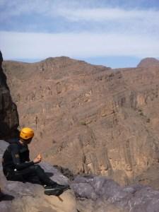 """Canyon """"Col du Tichka"""" dans la région de Marrakech. Page séjours et tarifs."""