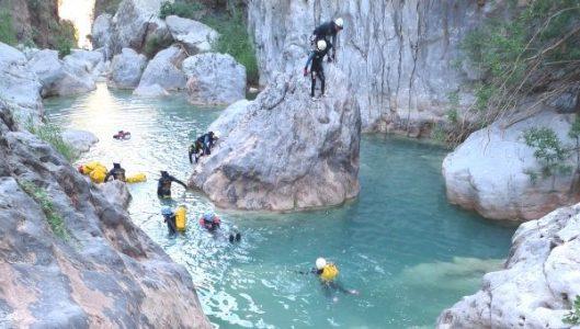 Lady Canyon in the region of Agadir.