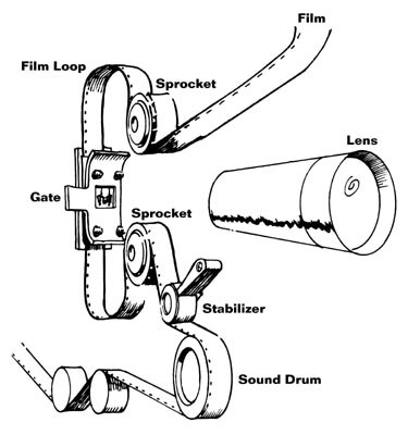 Canyon Cinema : Projection Standards