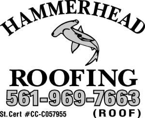 hammerhead roofing logo
