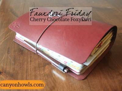 Foxy Fix Cherry Chocolate