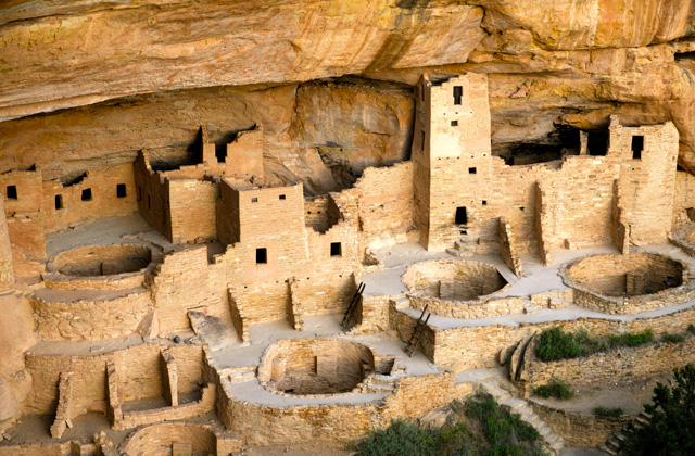 Mesa Verde photos  Southwest Colorado pictures  Canyon of the Ancients Guest Ranch