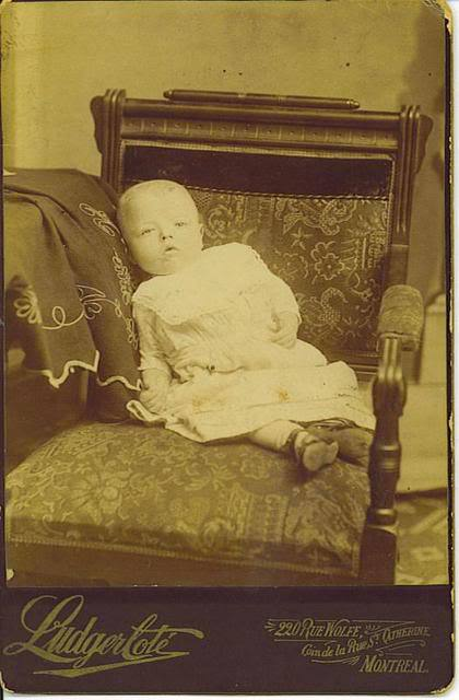 Post Mortem Photography From The Victorian Era