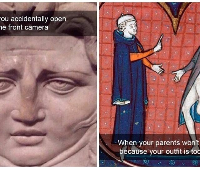 Hilarious Art History Memes That Perfectly Sum Up Your Life