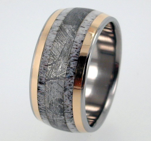 This Guy Amazingly Handcrafts A Dinosaur Bone Ring And It