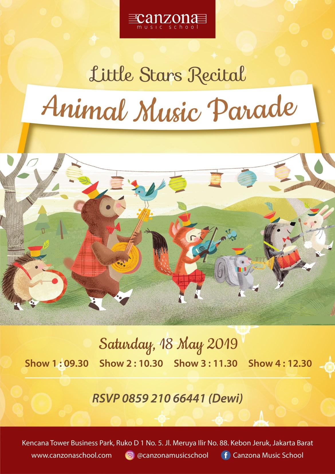 Little Stars Recital May-02
