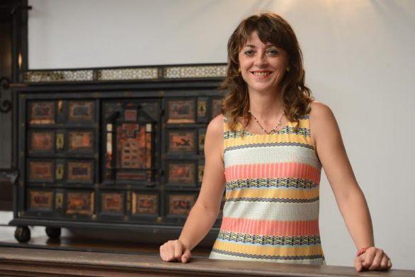 Dolores Serrano Cueto.
