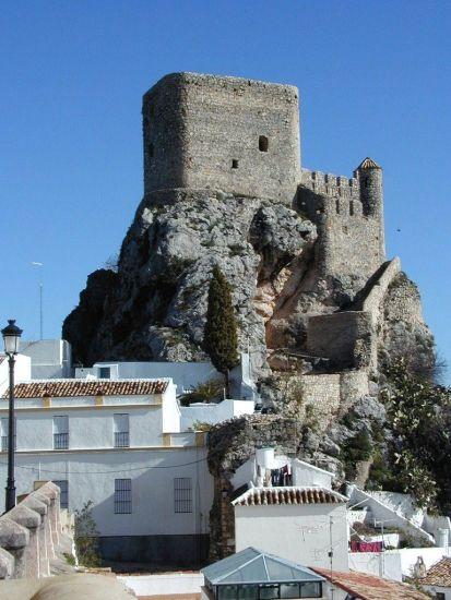Castillo de Olvera.