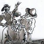 Miguel, Alonso, Sancho