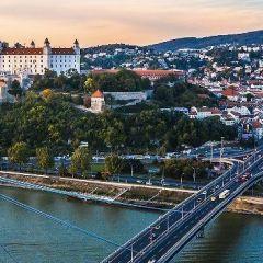 Bratislava, comer en la encrucijada