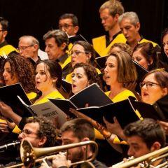 La Coral de la UCA desembarca en el Falla con un programa dedicado a Mozart
