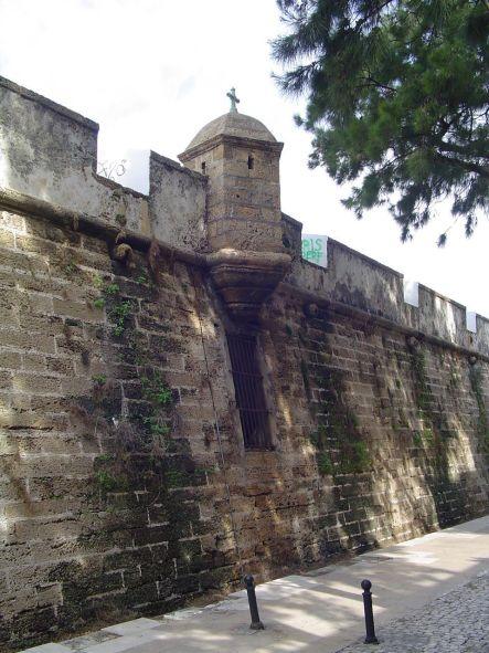 Murallas de San Carlos