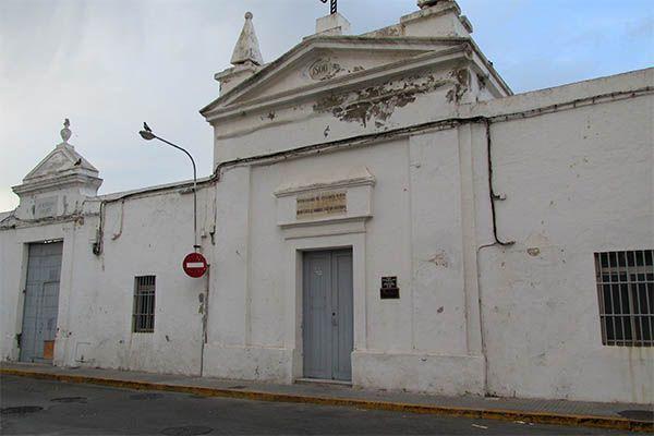 Cementerio de San José.