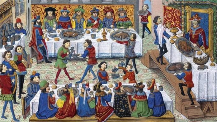 Banquete medieval