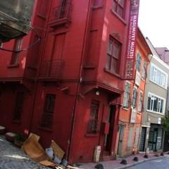Estambul (2): cementerios, mapas, túneles y periferia