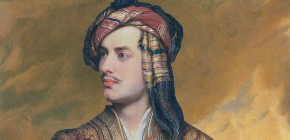 Byron en primera persona