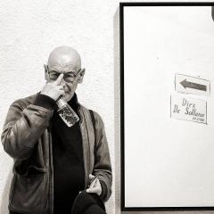 Pablo Juliá: «un gran fotógrafo, un gran hijo de puta»