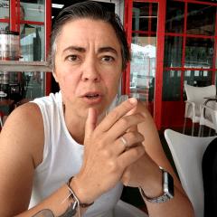 """Carmen Moreno:  """"Saint-Exupery es un tío al que hay que adorar porque estaba zumbao"""""""