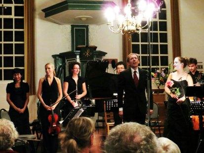 Schiermonikoorg Konzert