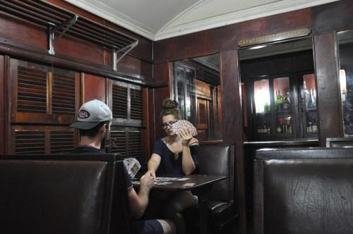 J+20 Un tarot dans un train de 1910