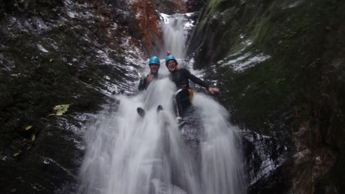 J+94 Tester le canyoning !