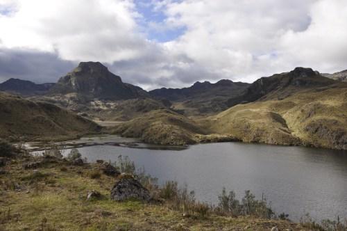 J+91 Traverser les rivières du Parc National Cajas