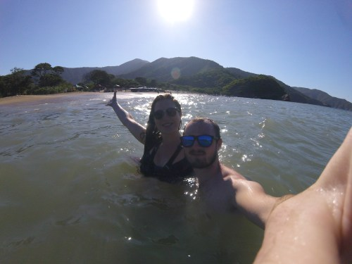 J+108 Se rendre sur la plage Bahia Concha !