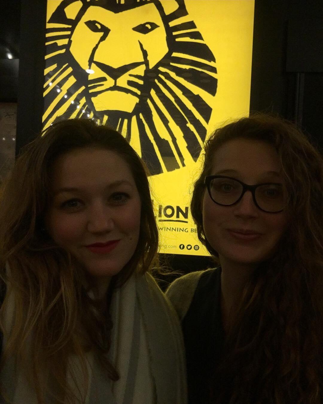 J+172 Voir une comédie musicale à Broadway !