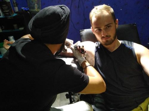 J+351 Terminer nos tatouages…