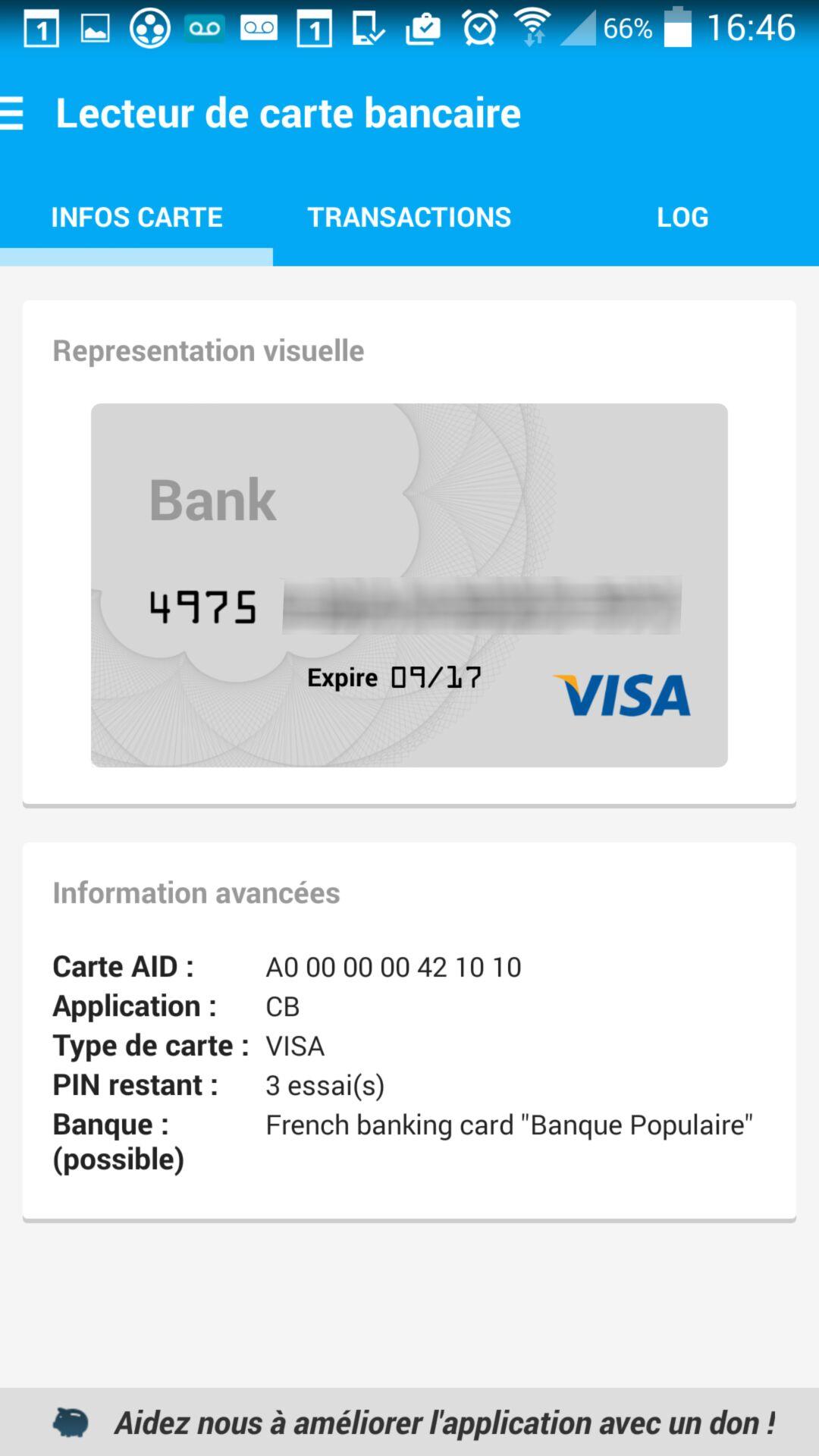 paiement sans contact votre carte