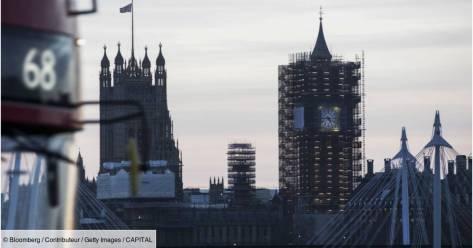Note salée pour la restauration de Big Ben - Capital.fr