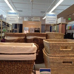 My Happy Place - The Laundry Aisle at The Container Store capability mom blog north shore mall