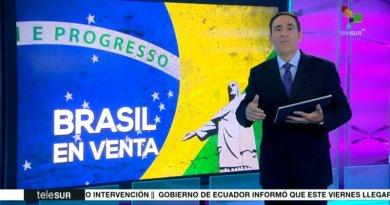 El Brasil del fascista Bolsonaro amenaza a los brasileños y al mundo