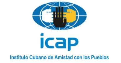ICAP agradece apoyo solidario del MASCUBA