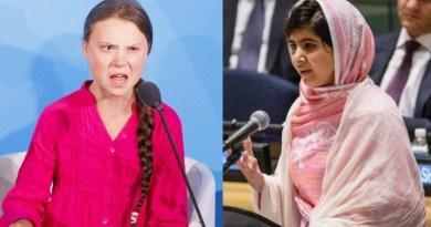 Greta y Malala, las niñas de Soros. La estrategia global del poder