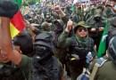 Golpe de Estado en Bolivia. Detener la violencia ya