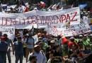 Cientos de miles de chilenos marchan en jornada de paro nacional