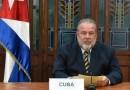 Primer Ministro de Cuba afirma en ONU que el mundo necesita respuestas concretas y solidarias
