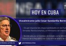 Fallece ministro del Interior de Cuba