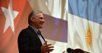 Organizaciones de Río Nego y Neuquén declaran apoyo incondicional al pueblo cubano y su Revolución