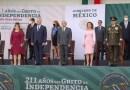 López Obrador y Díaz-Canel en el 211 aniversario de la independencia mexicana – AMLO contra el bloqueo a Cuba (+video)