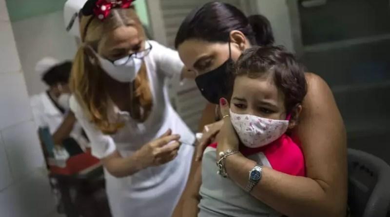 Presentan ante la OMS resultados de las vacunas cubanas contra la COVID-19