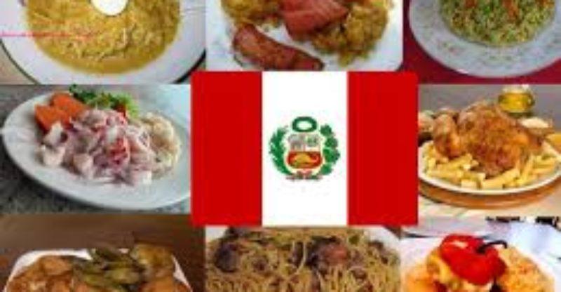 CURSO  TALLER Cocina Peruana  13ABR2018  Capacitaciones Paraguay