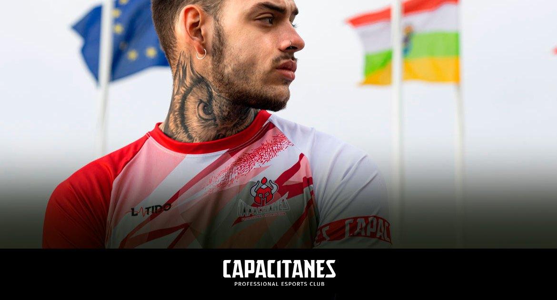 Capacitanes, primer club profesional de Esports en La Rioja