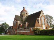 Free church hampstead garden suburb