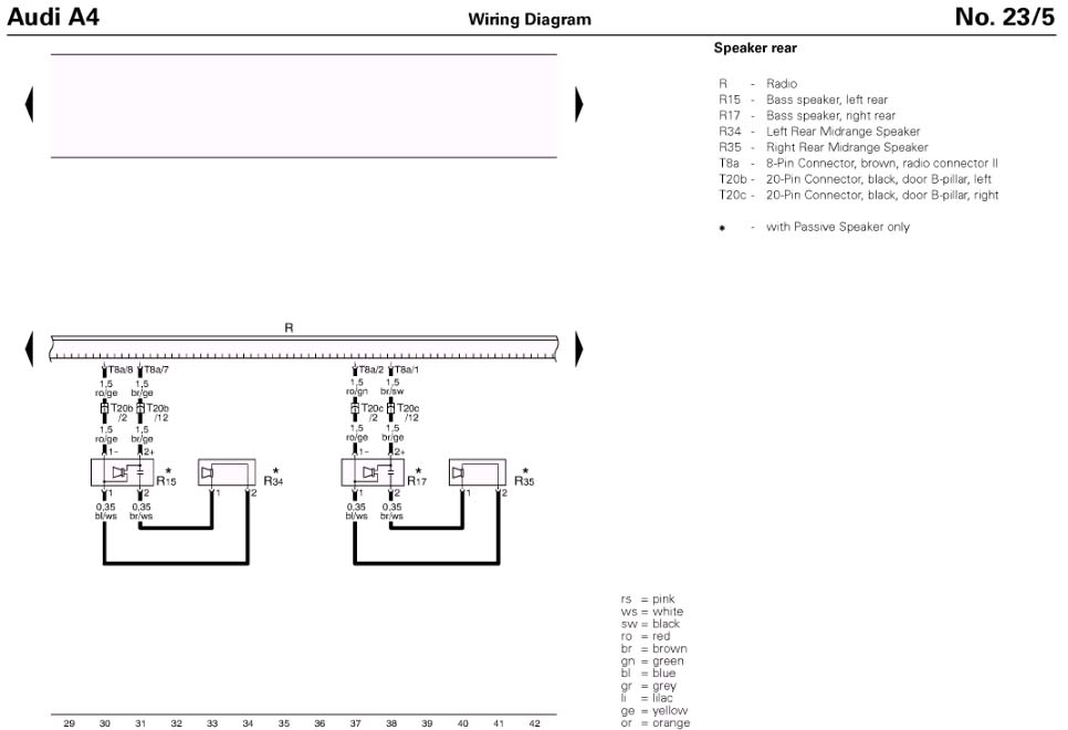 [DIAGRAM] Audi A3 2.0 Tdi Wiring Diagram FULL Version HD