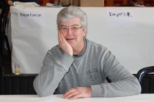 Philippe Foerster à CAP Bulles