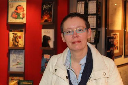 Muriel Blondeau
