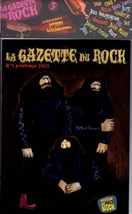Gazette du Rock