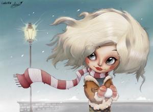Snowball par Landish